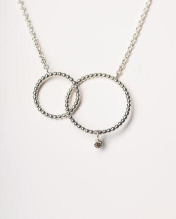 TENDER - Silber Collierkette