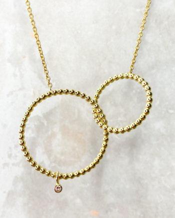 TENDER - Gold Collierkette